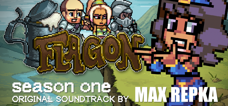THE FLAGON SOUNDTRACK ON YOUTUBE!
